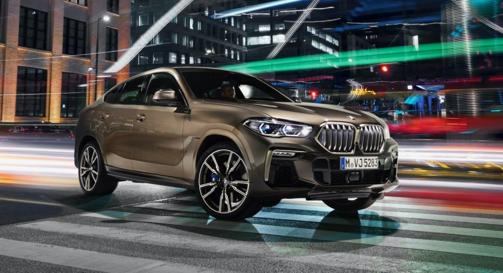 2020 BMW X6 Review