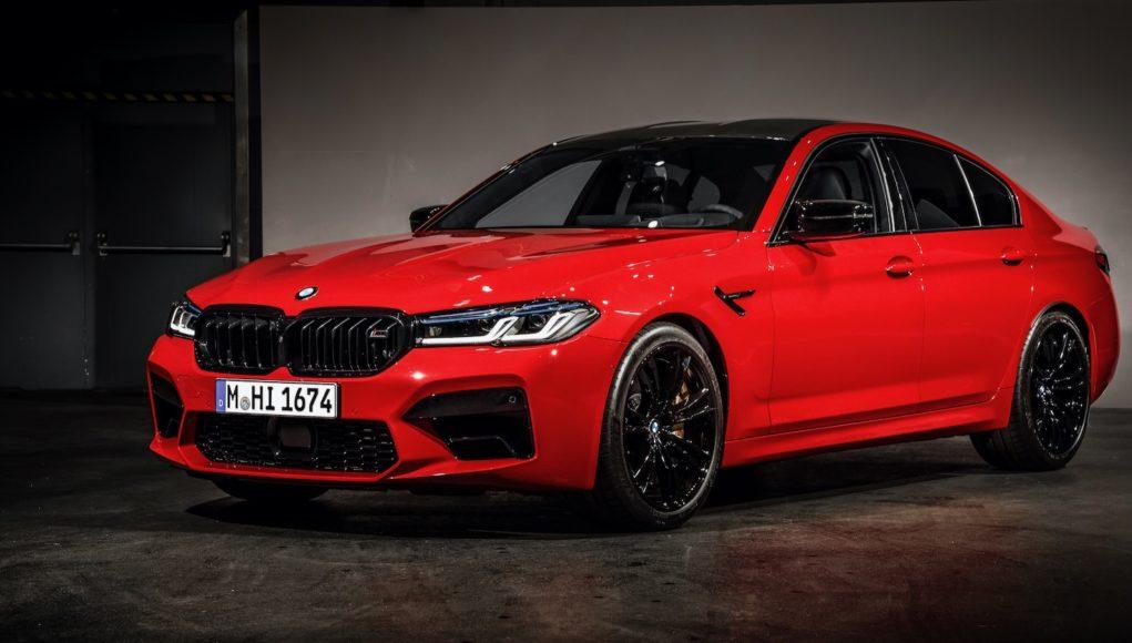2021 BMW M5