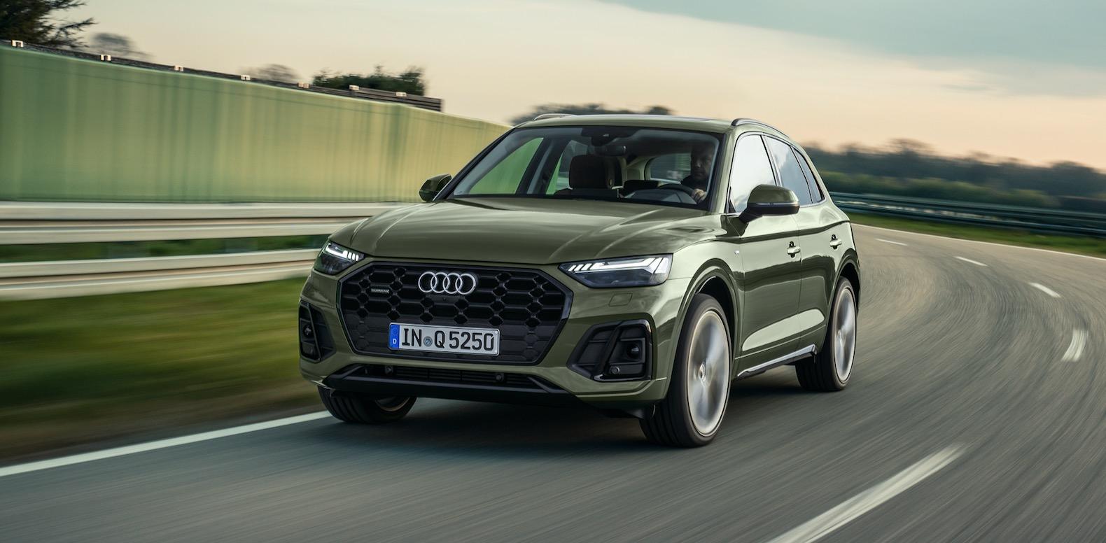 2021 Audi Q5 gets a facelift   The Torque Report