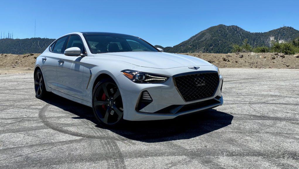 2020 Genesis G70 Review