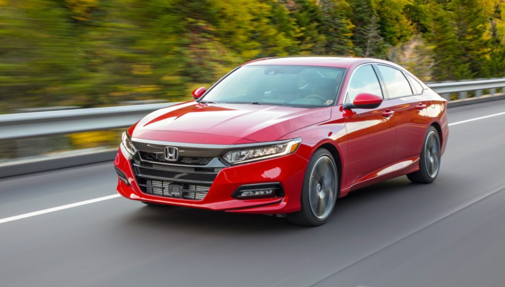 2020 Honda Accord Sport 2.0T