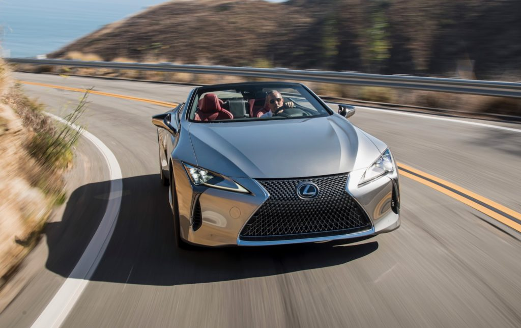2021 lexus lc 500 convertible starts at 102025  the