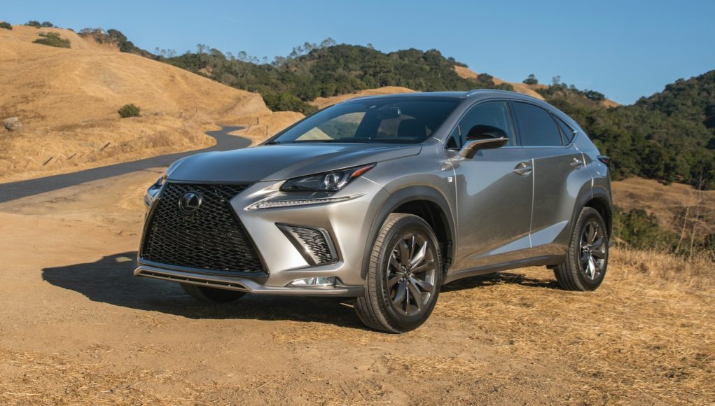 2021 lexus nx gets a few more standard features | the
