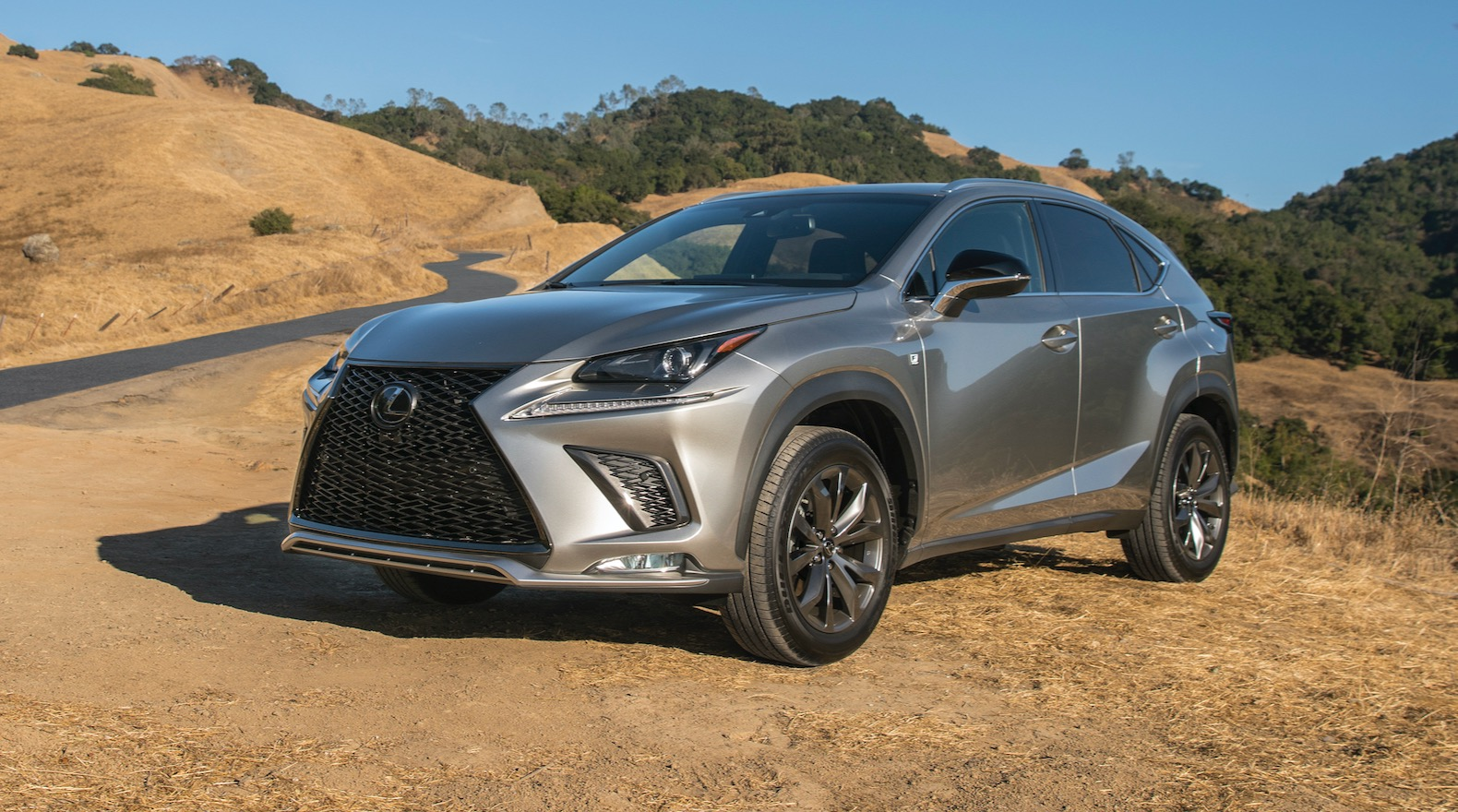 2021 Lexus NX gets a few more standard features | The ...