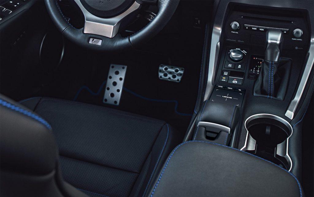 2021 Lexus NX Hybrid Black Line