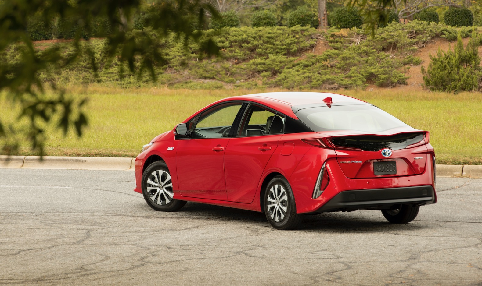 2021 toyota prius prime gets more safety tech | the torque