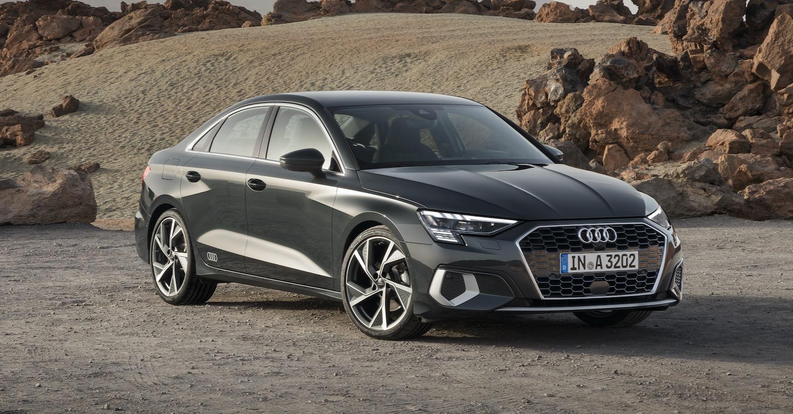 2022 Audi A3 sedan will arrive late next year | The Torque ...