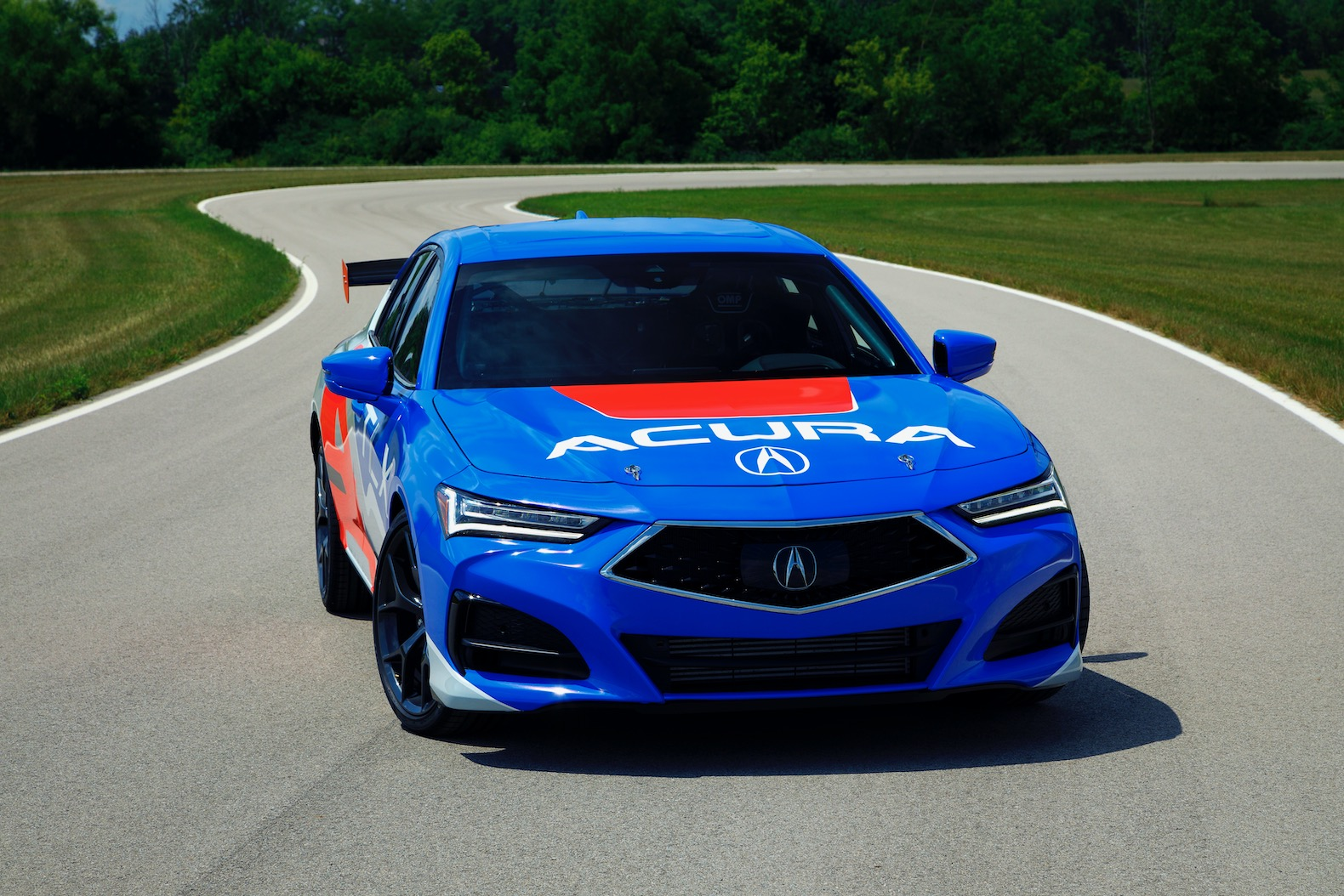 2021 acura tlx to tackle pikes peak  the torque report