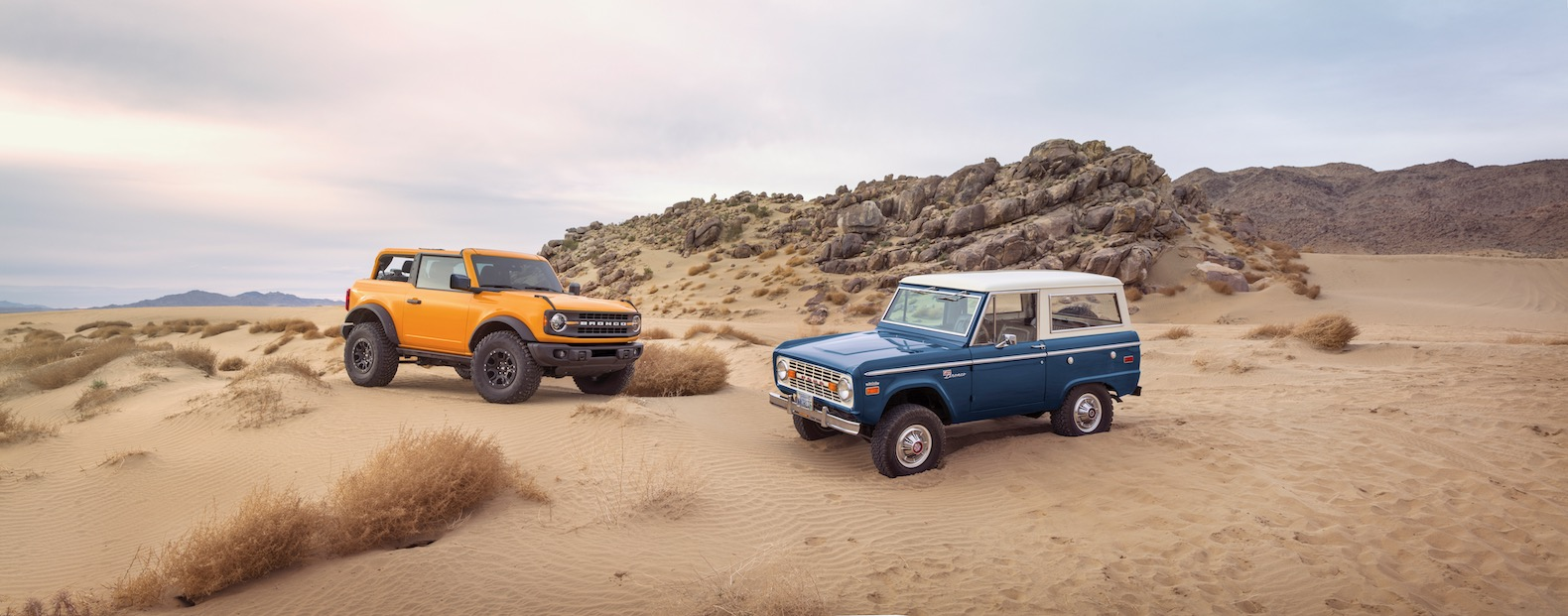 2021 Ford Bronco First Edition is sold out | The Torque Report