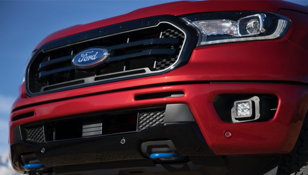 Ranger Ford Performance Level 2 package