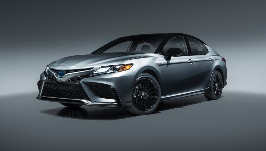 2021 toyota camry gets a small facelift  the torque report