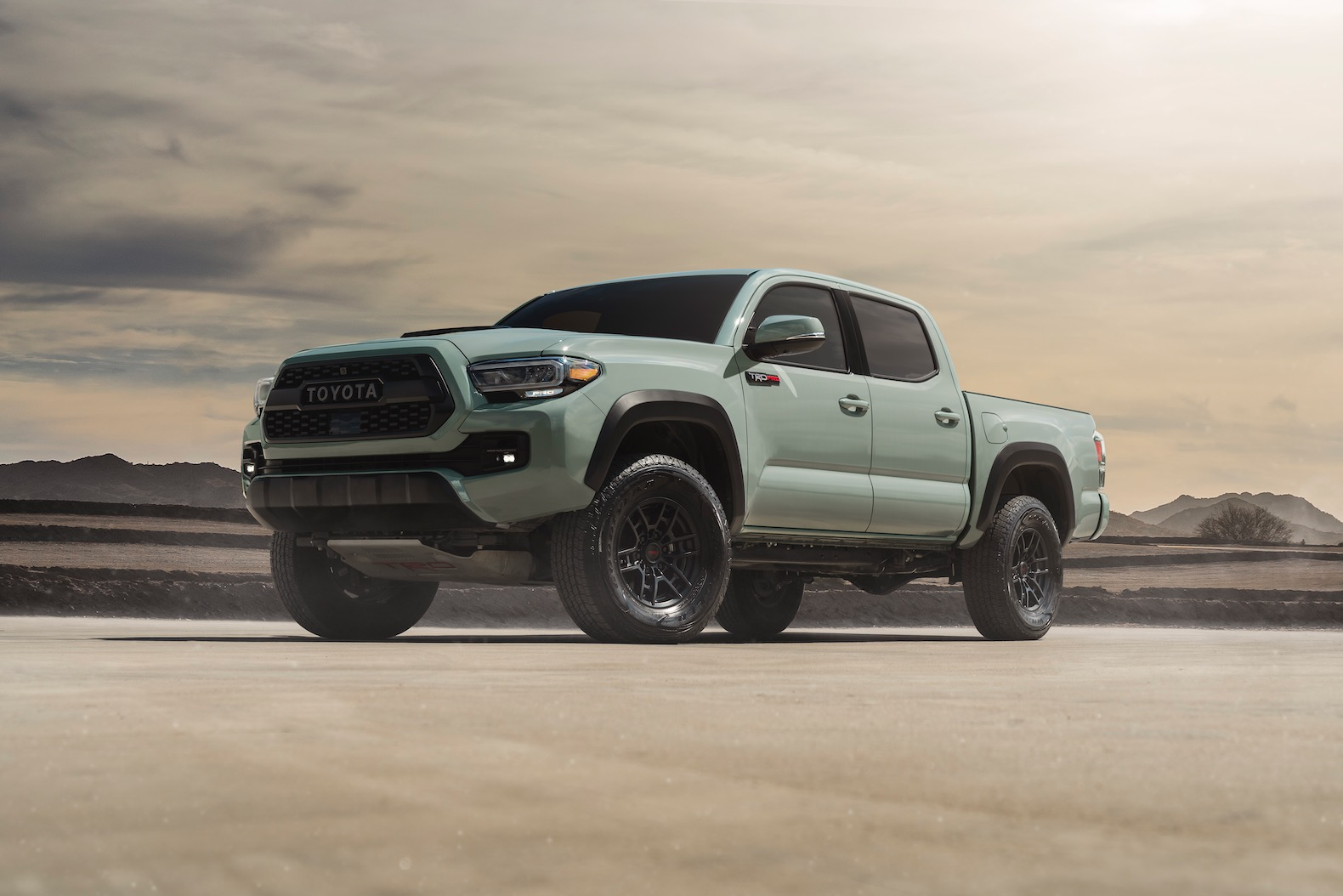 2021 Toyota Tacoma Starts At 27 325 Trd Pro Priced At 47 995 The Torque Report