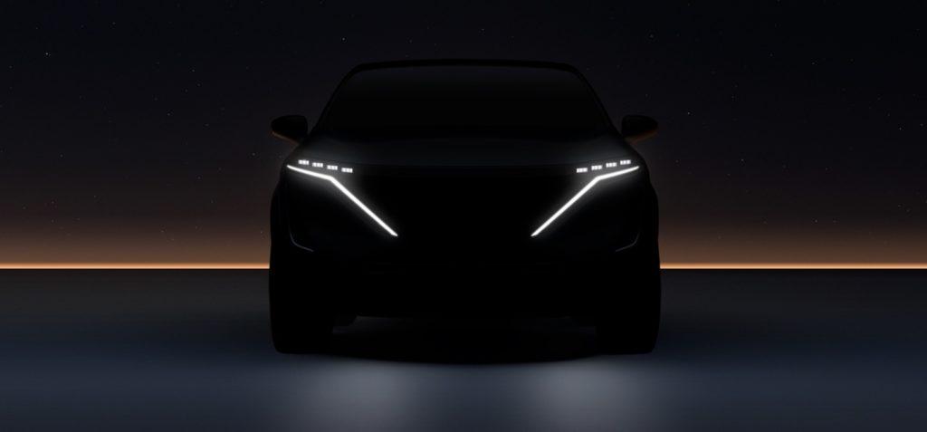 Nissan Ariya Teaser