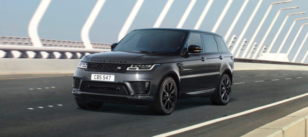 2021 Range Rover Sport Premium Black Pack