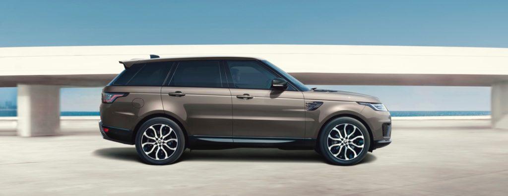 2021 Range Rover Sport HSE Silver Edition