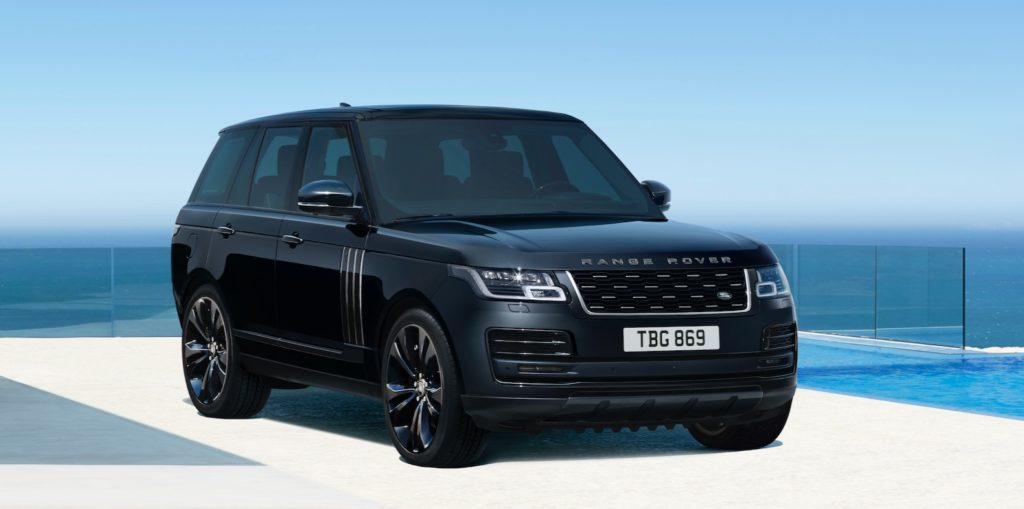 Range Rover SVAutobiography Dynamic Black Edition