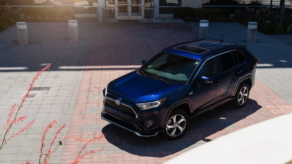 2021 Toyota RAV4 Prime Review