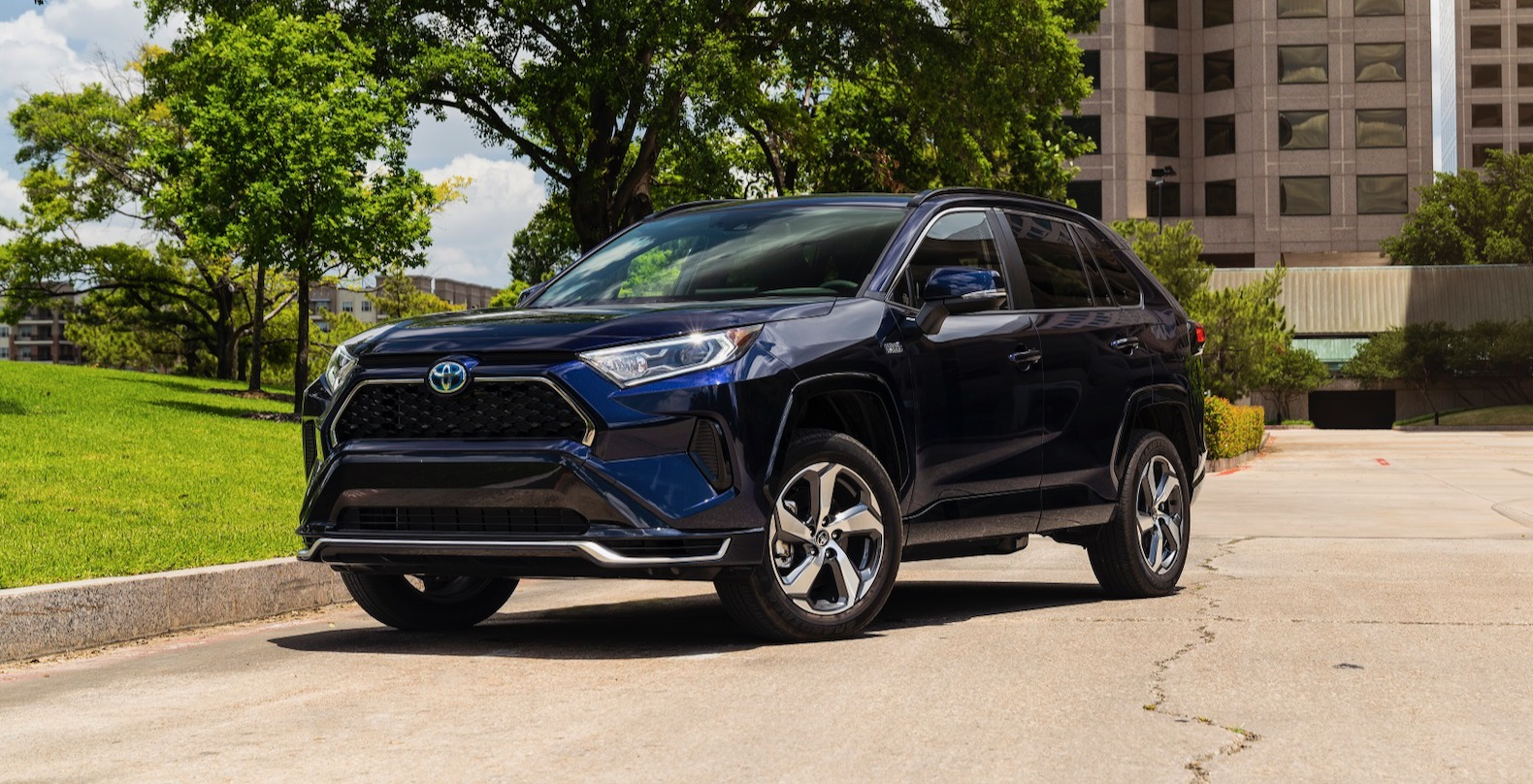 Best Prime Deals 2021 2021 Toyota RAV4 Prime First Drive: The best RAV4 is a Plug in