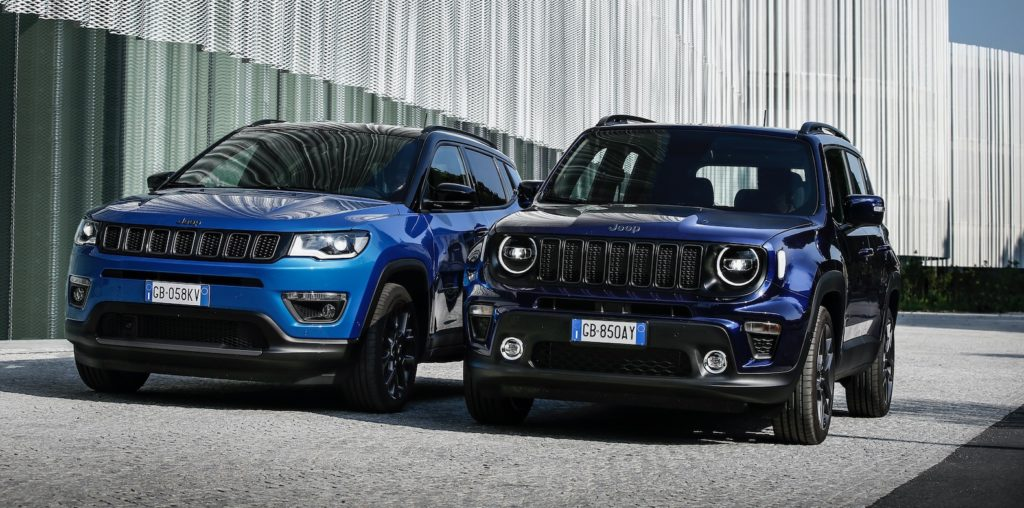 Jeep Compass 4xe and Renegade 4xe
