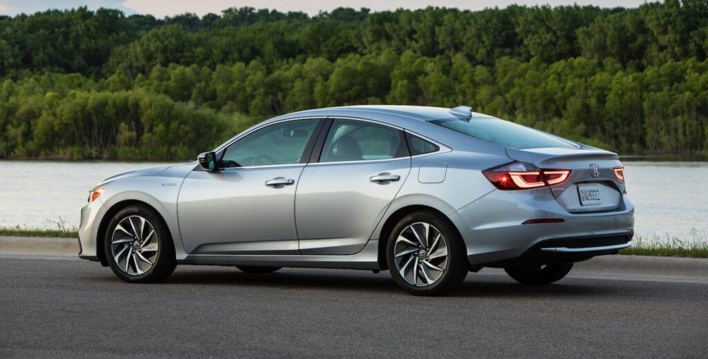 2020 Honda Insight Review