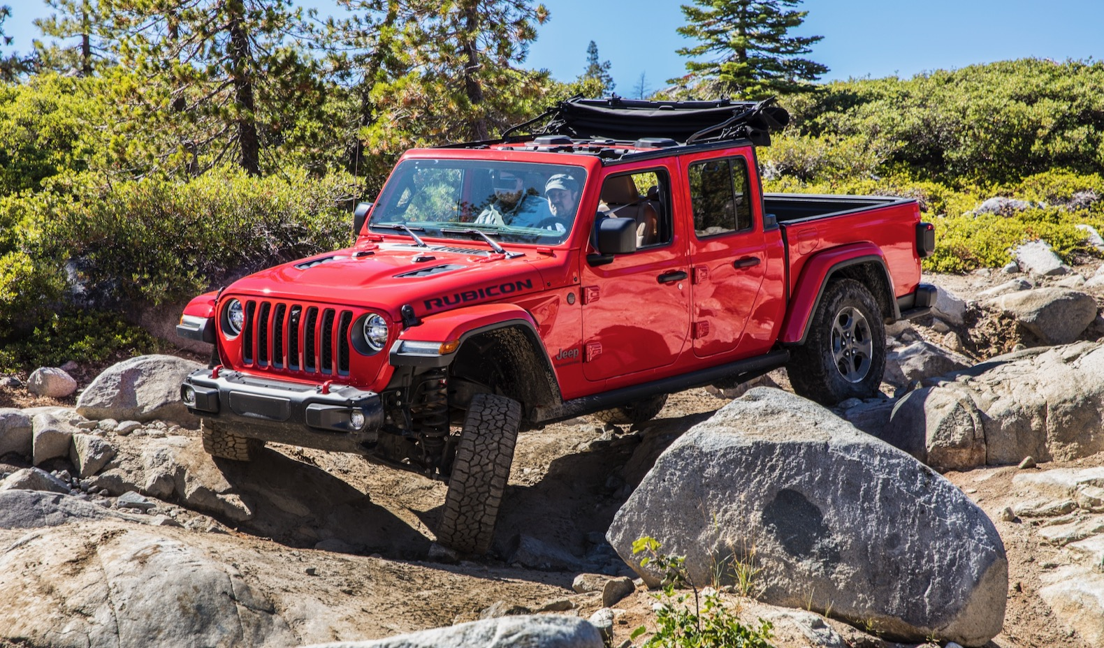 2021 Jeep Gladiator Willys And 80th Anniversary Edition Leaked