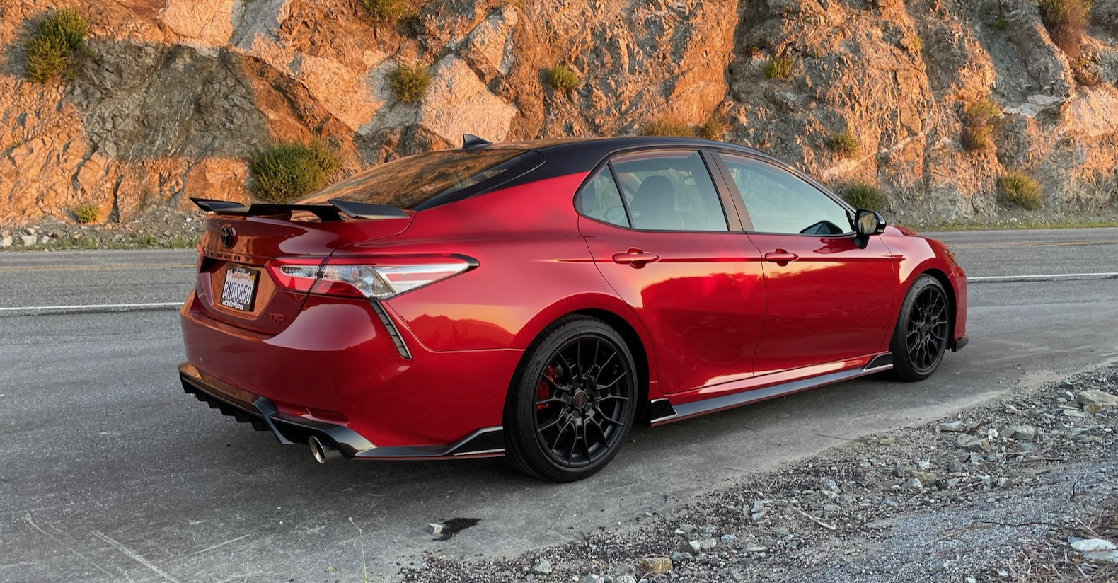 2020 Toyota Camry TRD Review: Surprisingly Sporty | The ...