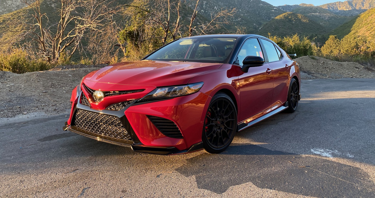 2020 Toyota Camry TRD Review: Surprisingly Sporty   The ...