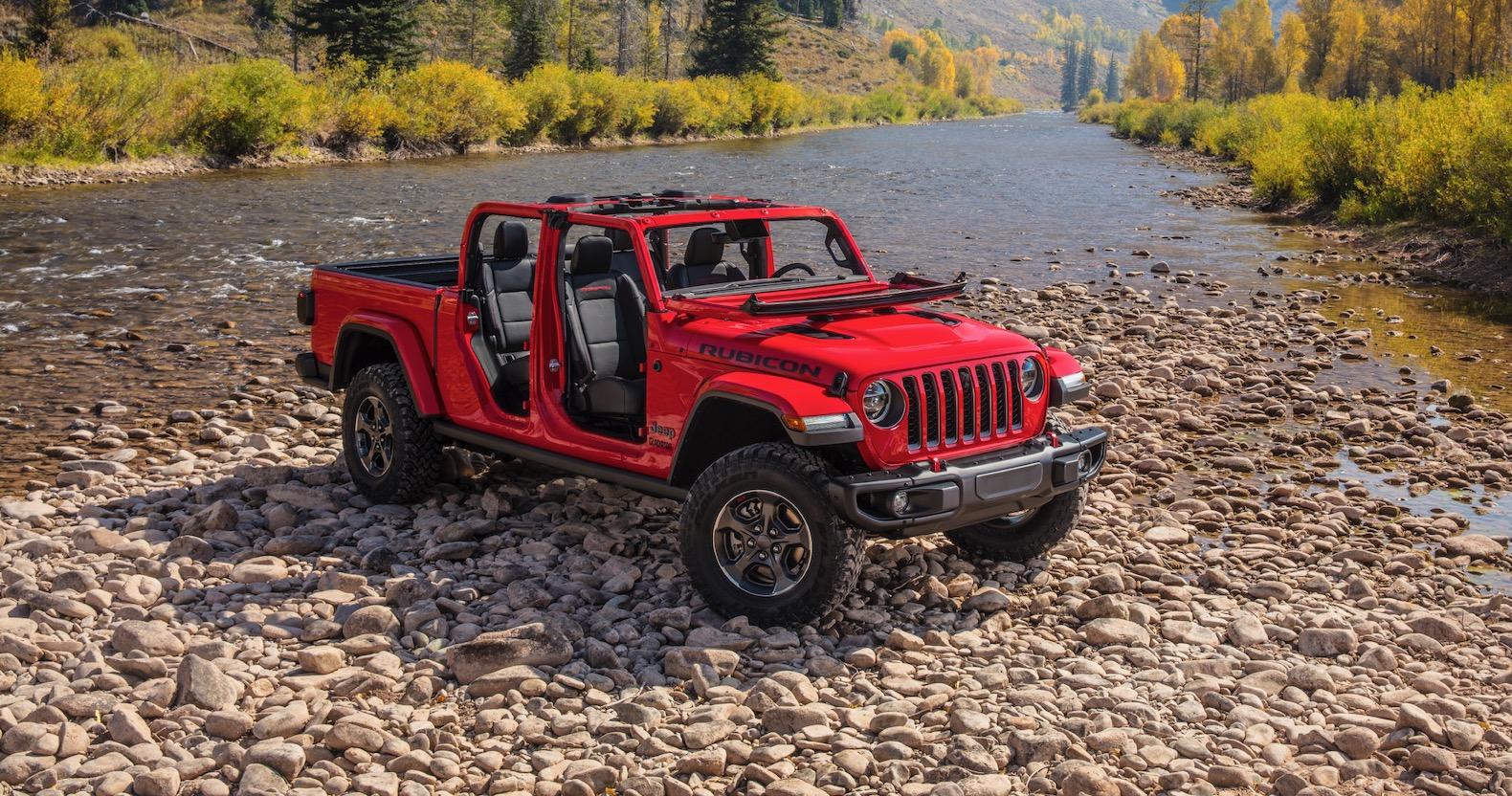 2021 gladiator 392 v8 / 2021 jeep wrangler rubicon 392 v8