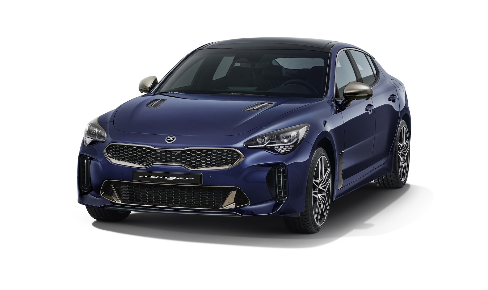 2021 kia stinger gets a small facelift | the torque report