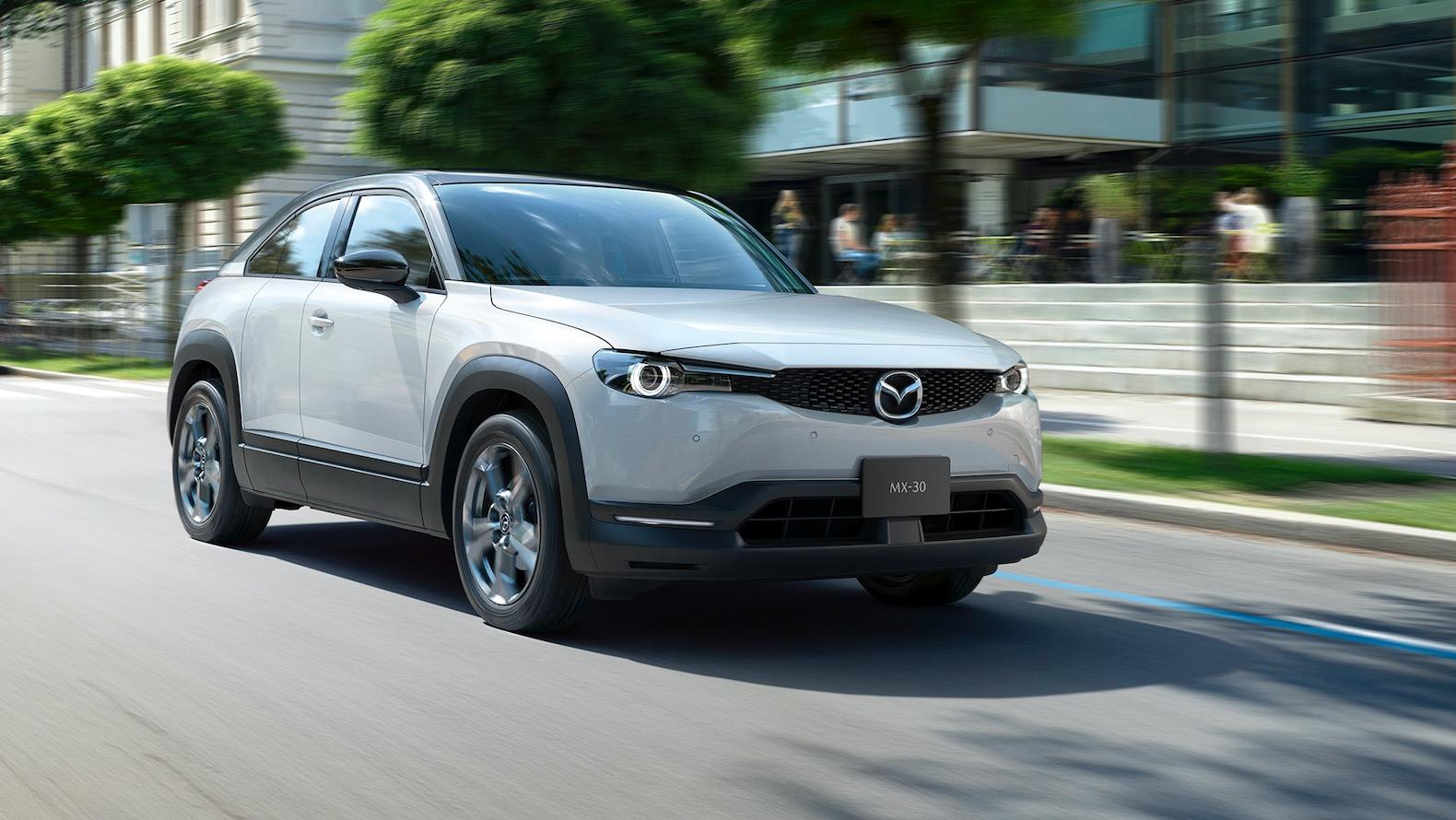 2021 mazda mx-30 mild-hybrid debuts in japan   the torque