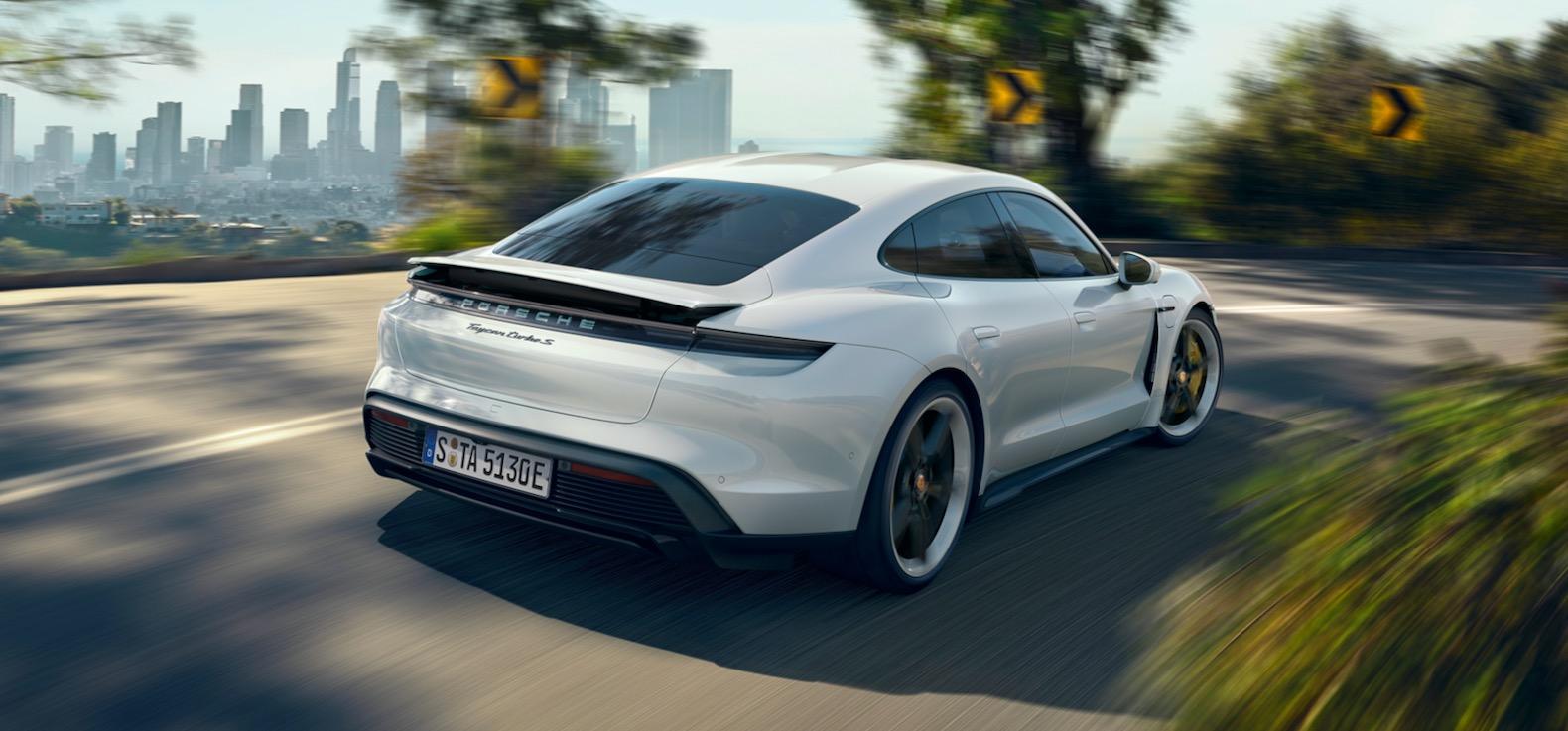 2021 Porsche Taycan Gets Some Upgrades The Torque Report