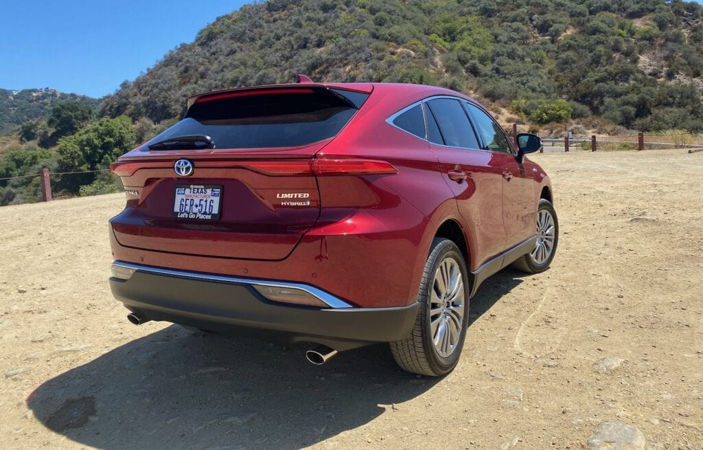 2021 Toyota Venza Review