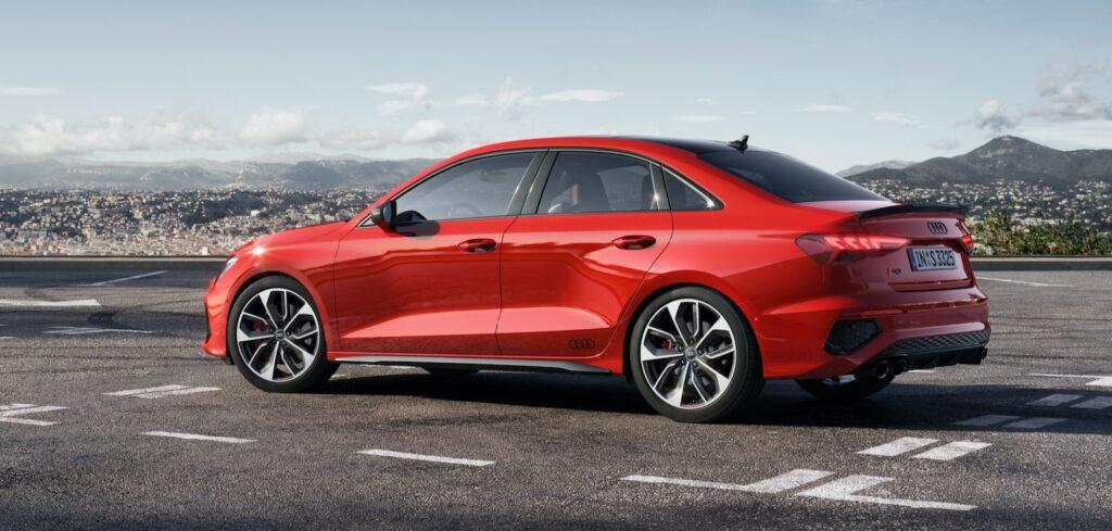 2022 Audi S3