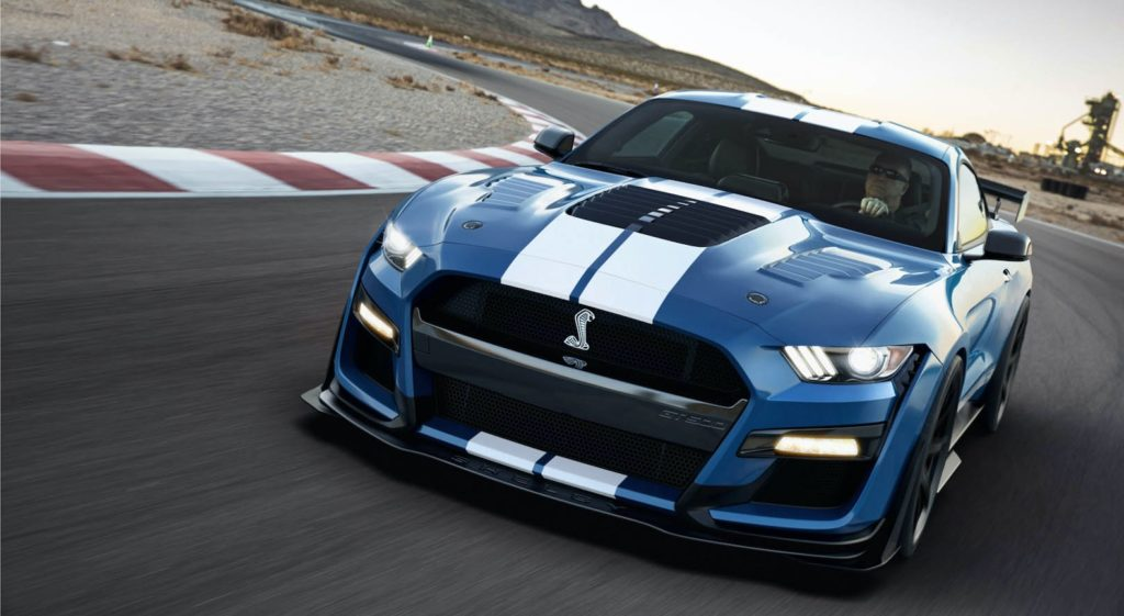 Ford Shelby Mustang GT500SE