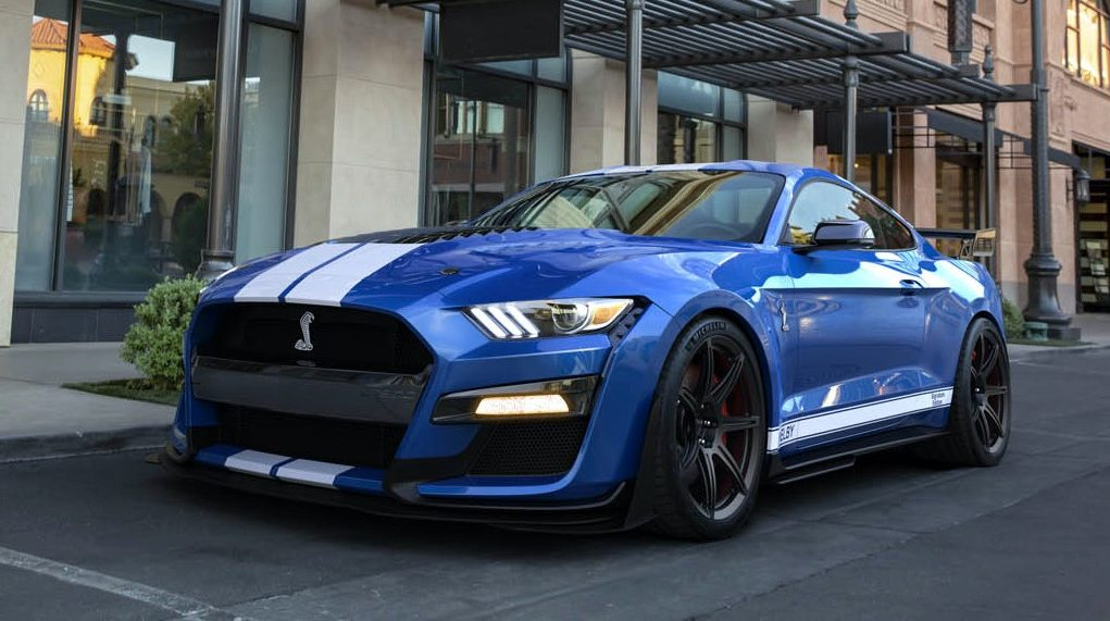 Ford Shelby Mustang GT500 Signature Edition
