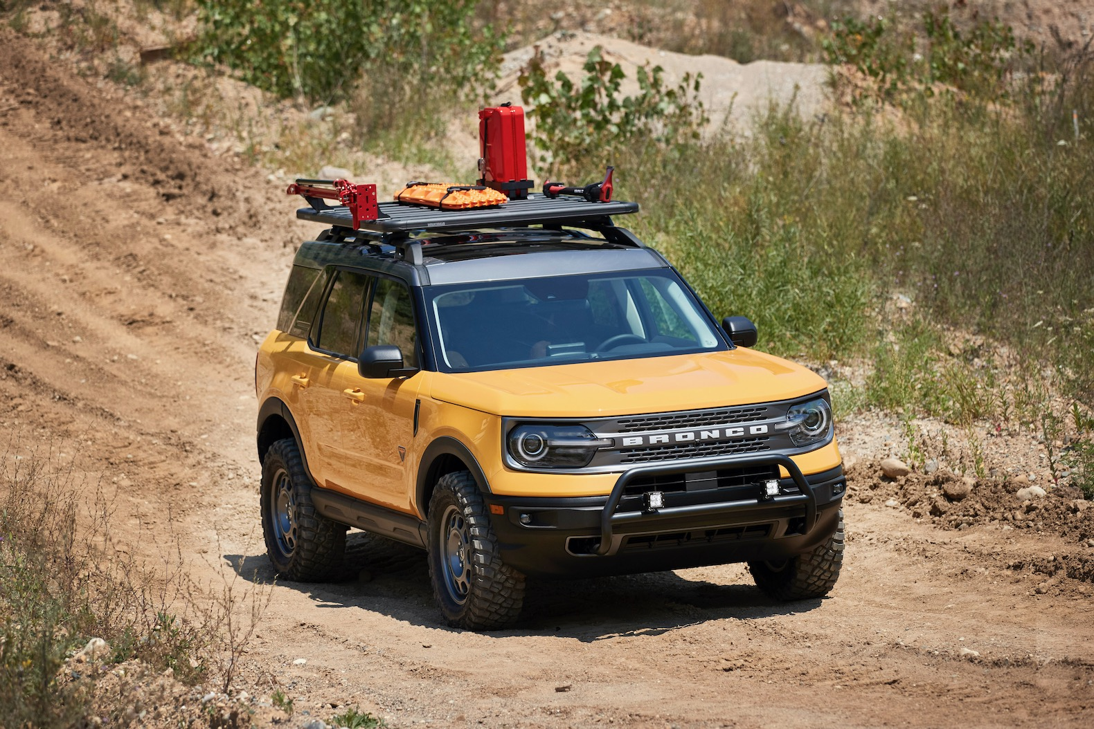 2021 Ford Bronco concepts celebrate its 55th birthday ...
