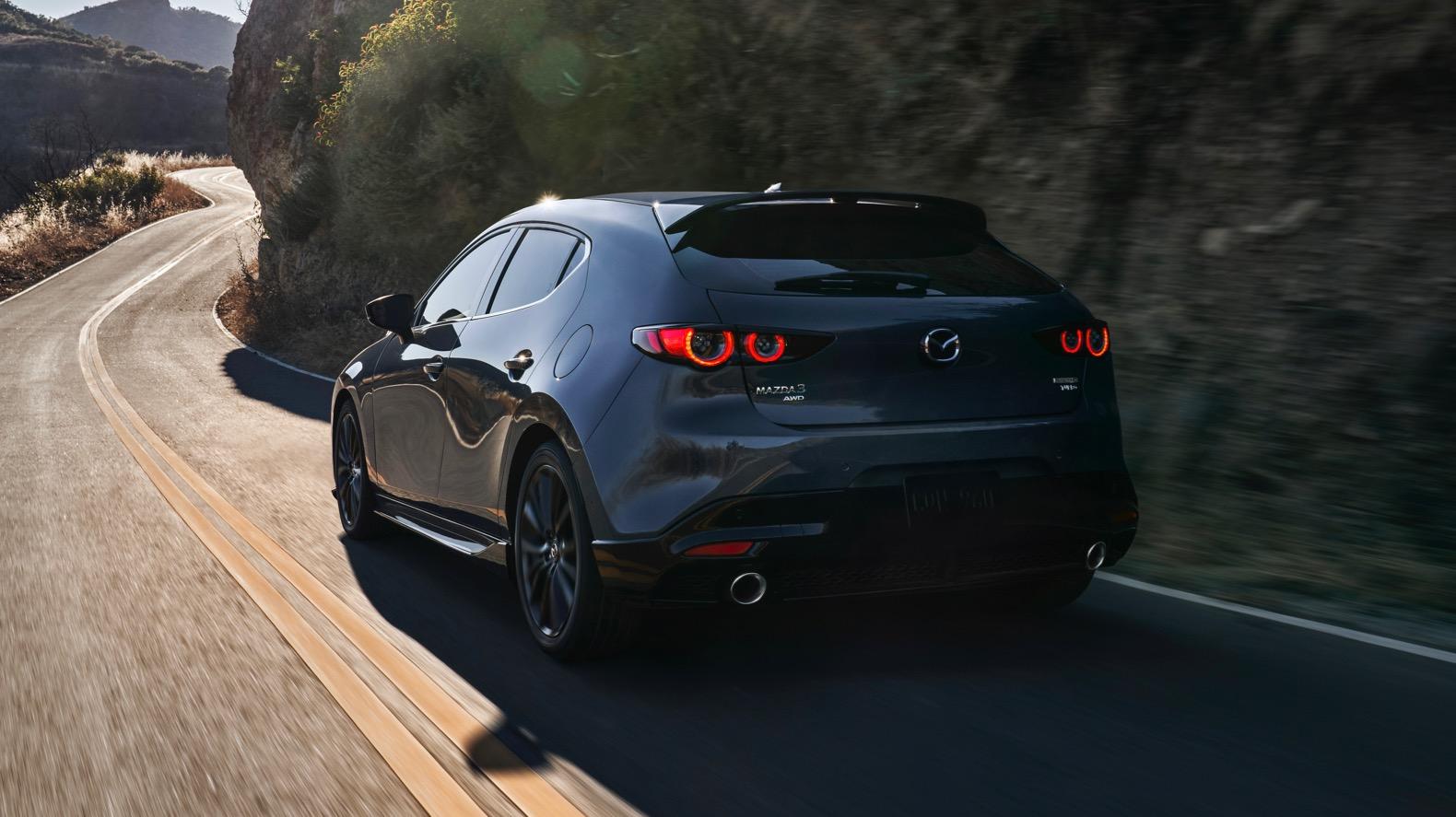 2021 mazda3 2.5 turbo starts at $29,900 | the torque report