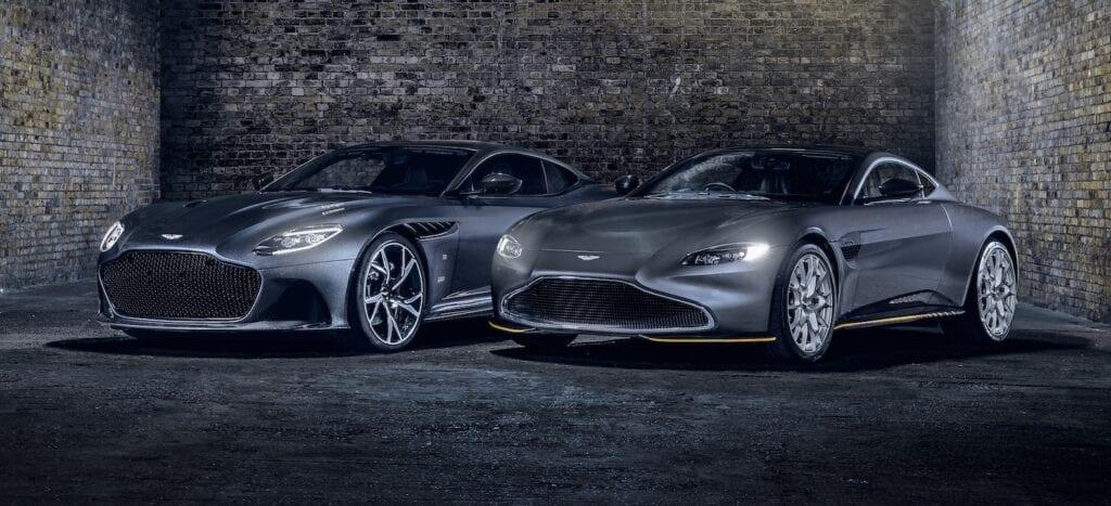 Aston Martin 007 Editions