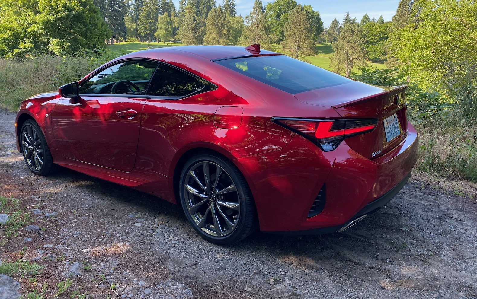 2020 lexus rc 300 awd review: the refined coupe | the