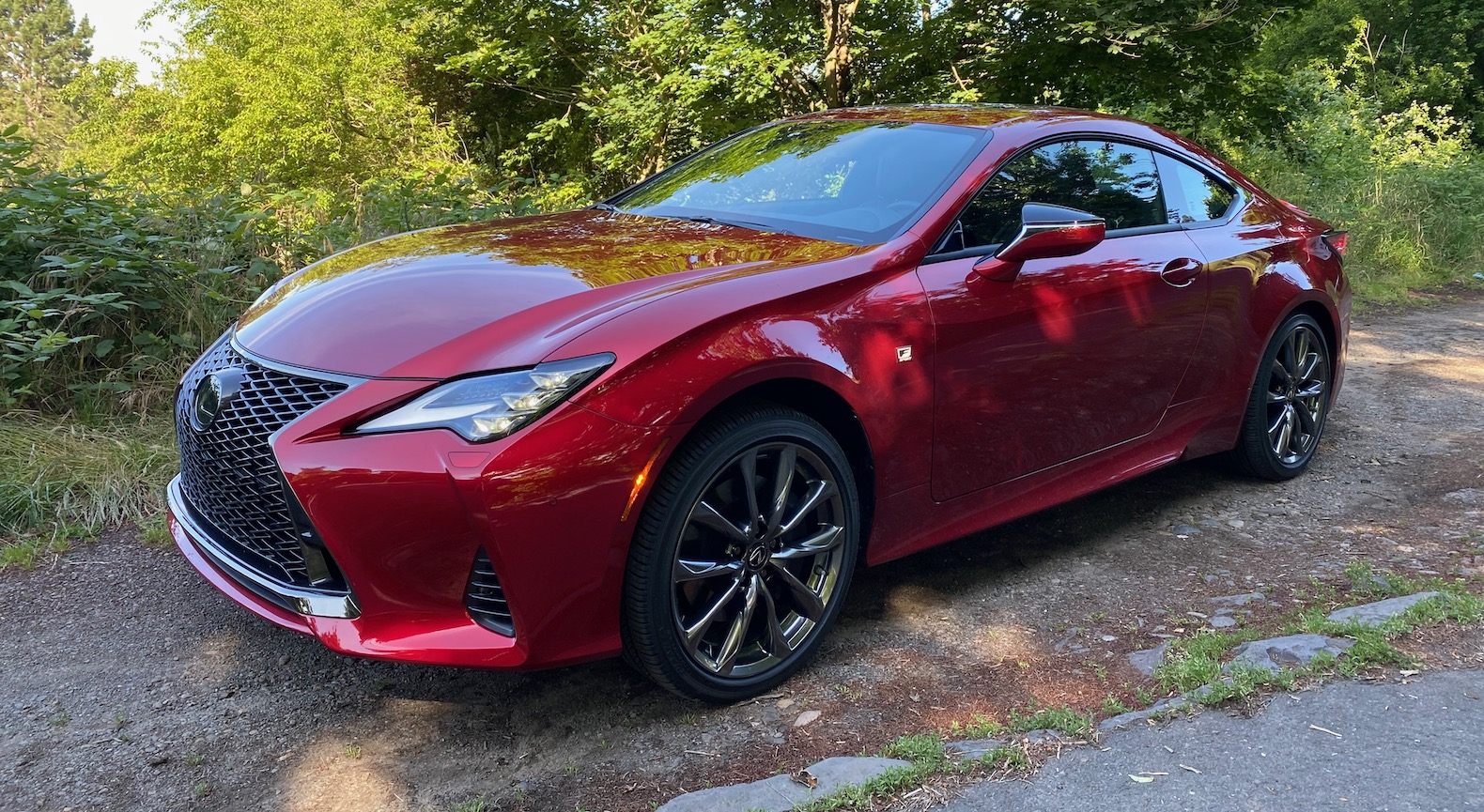 2020 Lexus Rc 300 Awd Review The Refined Coupe The Torque Report