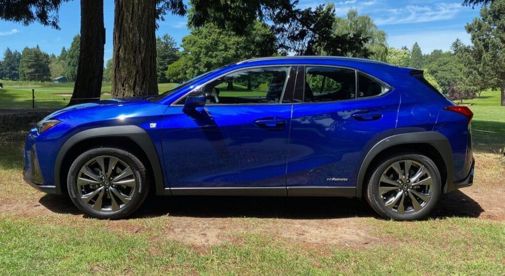 2020 Lexus UX 250h Review