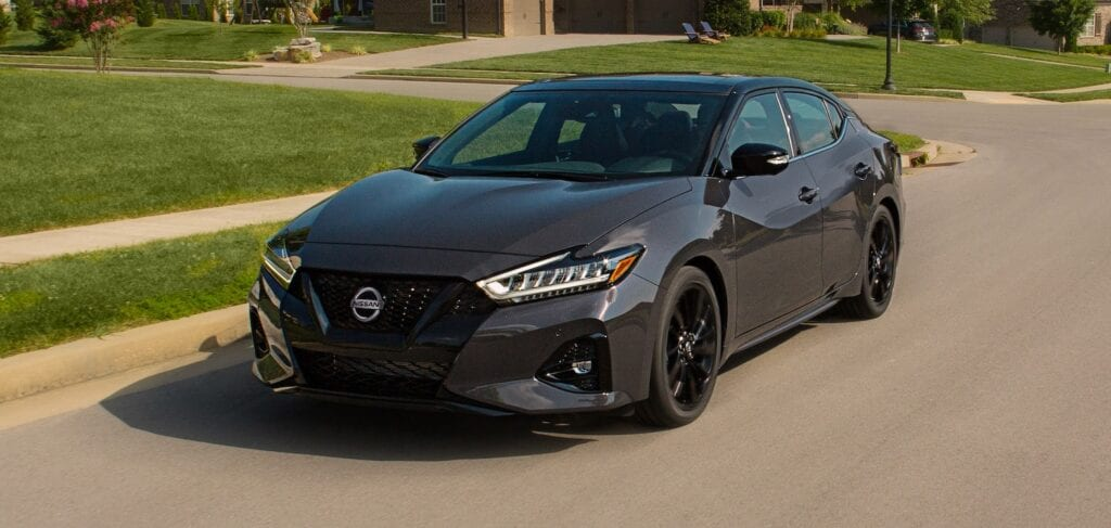 2021 Nissan Maxima 40th Anniversary Edition