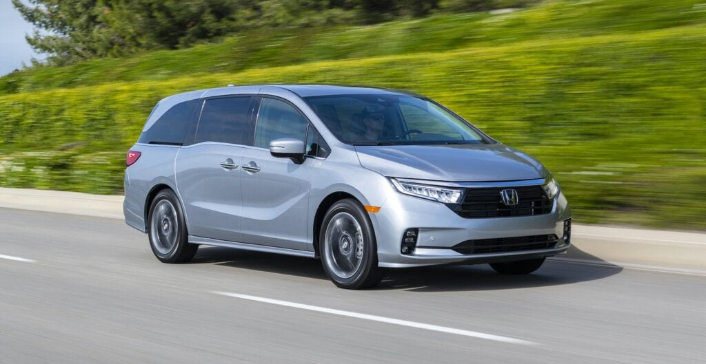 2021 Honda Odyssey Review