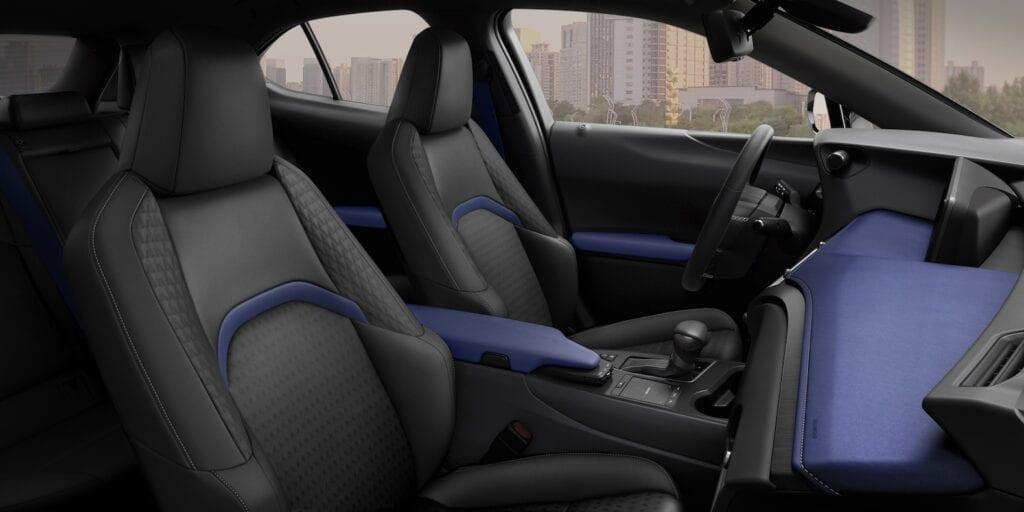 2021 Lexus UX 250h Black Line Special Edition