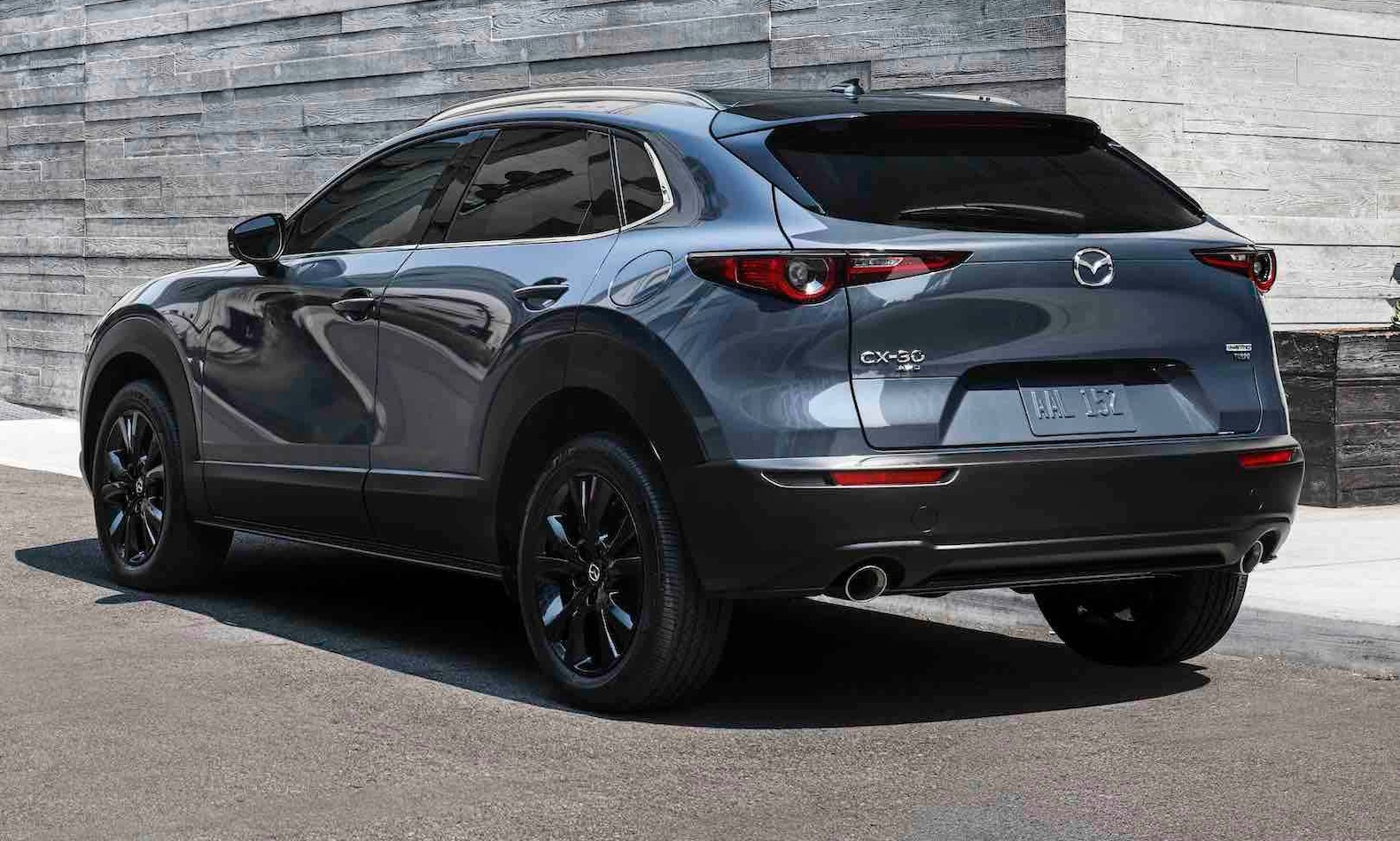 2021 mazda cx30 turbo adds some extra power  the torque