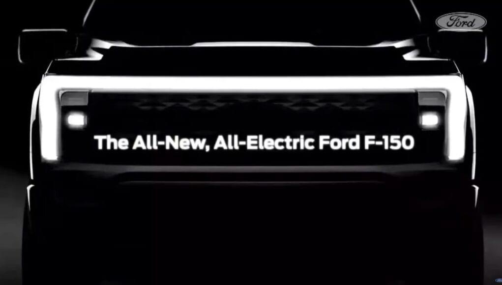 2023 Ford F-150 EV
