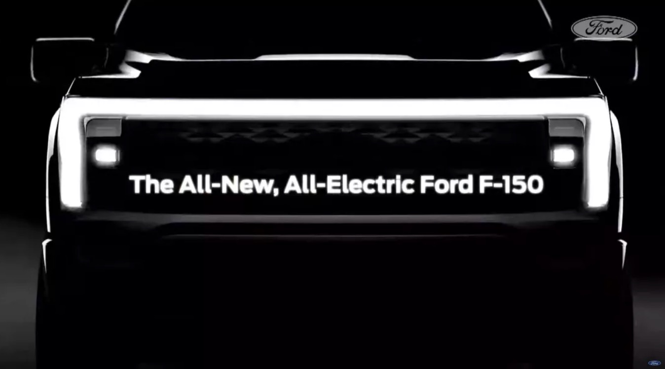Ford F-150 Lightning name to be used for the new electric ...
