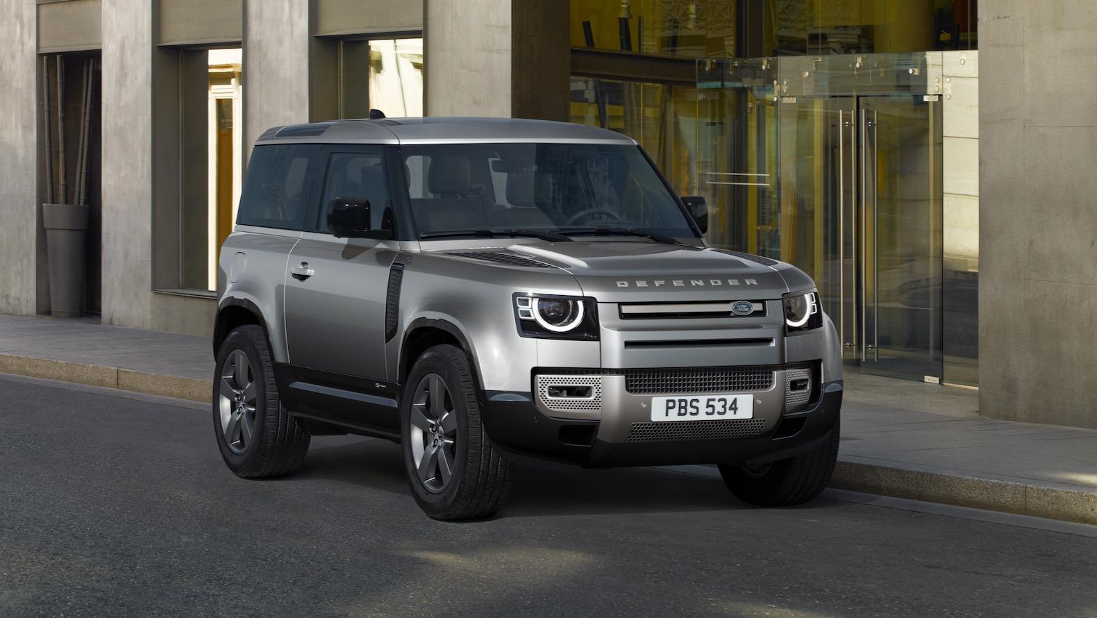 2021 Land Rover Defender introduces the short-wheelbase 90 ...