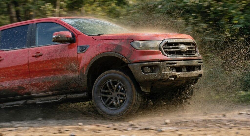 2021 Ford Ranger Tremor