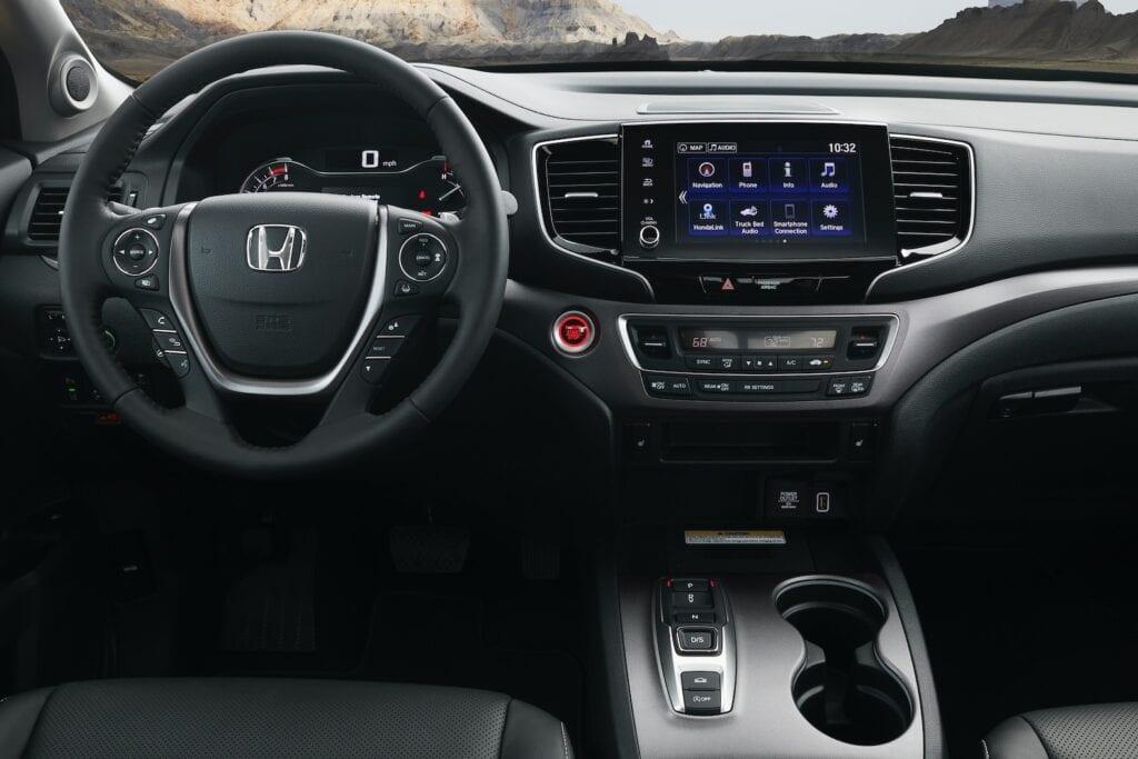 2021 Honda Ridgeline